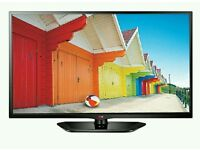 "LG 42"" LED tv USB MEDIA PLAYER HD FREEVIEW and freesat full hd 1080p ."
