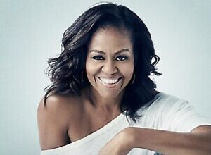 Michelle Obama. Becoming.