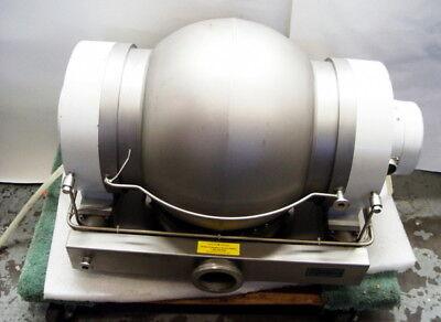 Pfeiffer Tpu 2200 U C Turbo Vacuum Pump Pm P02 015