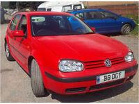 Volkswagen Golf 1.9 TDI S *BARGAIN!!!* not Clio punto yaris bora focus
