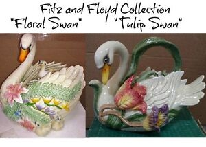 Fitz and Floyd - Cookie Jar and Tea Pot