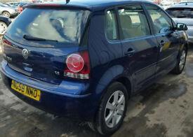 **2008 VW POLO** BEAUTIFUL CAR ** LONG MOT AND SERVICE**5 SPEED,
