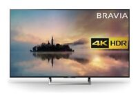 """Song Bravia 55"""" 4K HDR Android tv"""