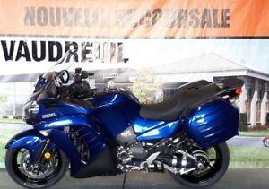 2017 MOTOCYCLETTES Kawasaki CONCOURS 14 ABS