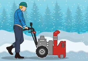 I BUY SNOWBLOWERS, MESSAGE ME WITH WHAT YOU HAVE