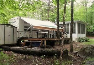 31' Wildwood with attached Sunroom Belleville Belleville Area image 2