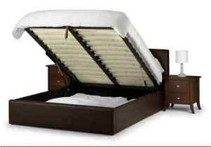 Brand New Quality Gas Lift Storage PU Bed Frame Double/Queen Clayton South Kingston Area Preview
