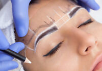 ***3D EYEBROWS AND PERMANENT MAKEUP