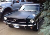 1966 mustang 302 coupe. $17,350 obo