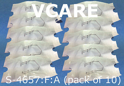 10 Pcs. Eye Speculum Wire Fenestrated Blade Adult - Disposable
