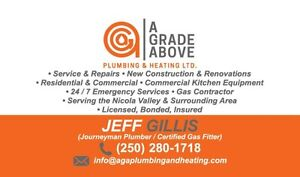 Honest Affordable Professional Plumbing/Gas Services