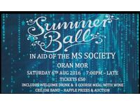 Summer ball GLASGOW