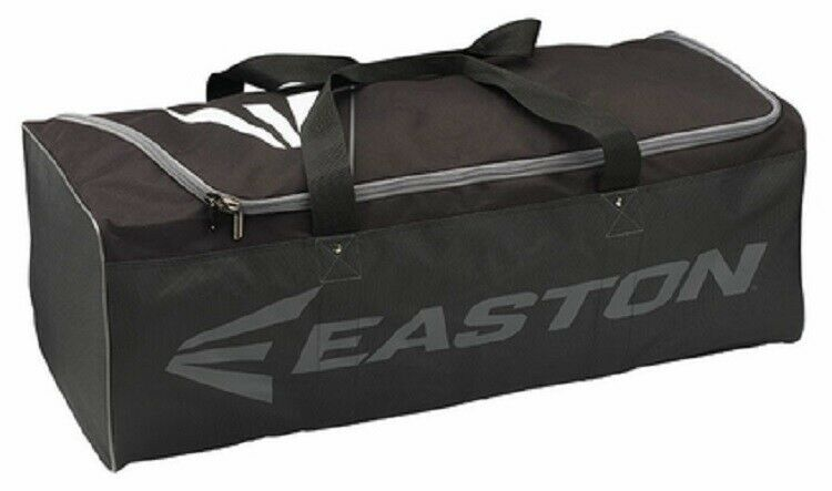 Easton E100G Black Team / Catcher Carry All Equipment Bag
