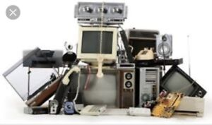 Wanted:  Old Electronics/Appliances/Tools