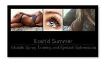 iLash Summer Mobile Spray Tanning and Eye Lash Extensions Sunnybank Hills Brisbane South West Preview