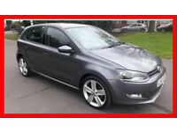 2010 Volkswagen Polo 1.6 TDI SEL 5dr --- Diesel --- Manual --- Part Exchange Welcome --- Drives Good