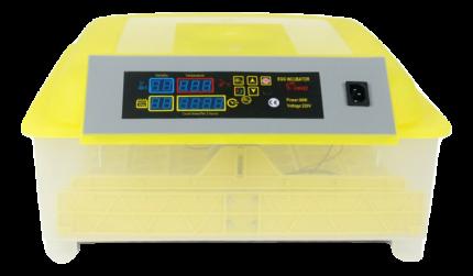Egg Incubator Automatic Turning 48 Egg Hatcher LED Display NEW