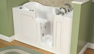 Safe Step Regal Walk-in Tub - Like new: Purchased for $17,000+