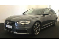 Audi A6 Avant Black Edition FROM £88 PER WEEK!