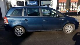Vauxhall Zafira - 7 Seater - Excellent Condition - Low Mileage