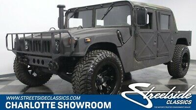 hummer military vehicle Fuel wheels hard doors soft top truck projector LED