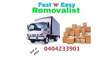 FAST N EASY REMOVALIST ||• BIG SAVE $$$ Merrylands Parramatta Area Preview