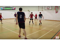 Friday Night Casual Indoor Football | Central Leeds @ 9.00pm