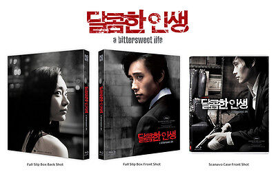 A Bittersweet Life (Korean, 2016, Blu-ray) Full Slip Case Edition