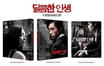 A Bittersweet Life (Korean, 2016, Blu-ray) Full Slip Case Edition