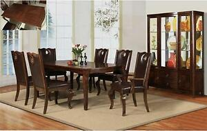 MODERN DINING SETS ON SALE!!! REDUCED PRICES UPTO 50% OFF (AD 576)