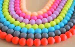 Perles de Silicone pour votre Colliers de Dentition pour Bébés