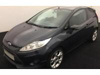 Ford Fiesta 1.6TDCi 2009MY Zetec S FROM £20 PER WEEK!