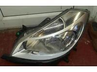 Renault clio front headlights