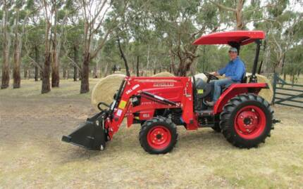 APOLLO 454, 45HP DIESEL 4WD 4-in-1 SELF LEVELING FRONT END LOADER Thomastown Whittlesea Area Preview