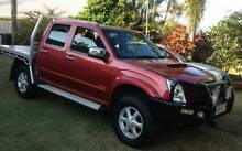 2007 Holden Rodeo / Isuzu Dmax 4WD dual cab T/Diesel 4JJ1 Ute Smithfield Cairns City Preview