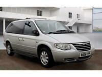 2006 Chrysler Grand Voyager 2.8CRD auto Limited XS ( Stow & Go) ARRIVING SOON !