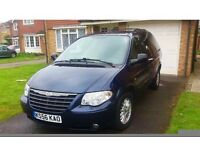 Chrysler Voyager LT Auto Low 83000 miles
