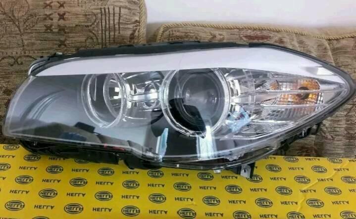 Brand New BMW 5 Series F10 F11 Headlight Headlamp Halogen Passenger Near Side Genuine