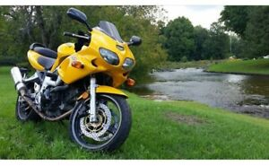 Suzuki  SV 650 Motorcycle for sale