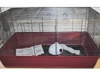 Large alaska hamster cage never used