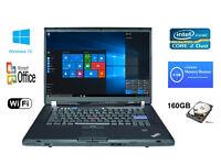 Lenovo Thinkpad T61 Laptop ***Windows 10***