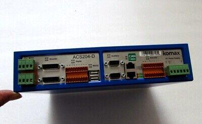 1pc Used Komax Acs204-d