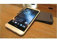 VERY GOOD CONDITION HTC ONE MINI (4.3 inch Screen) 16GB (UNLOCKED) BEATS AUDIO + 2 PHONE CASES