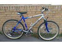 Men's Saracen JET Mountain Bike In Very Good Condition