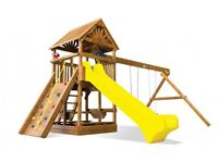 Pub/commercial site kids play areas