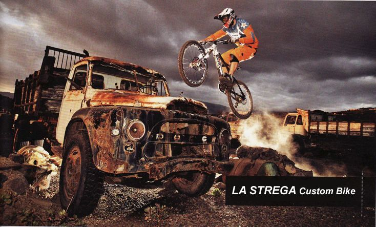 LA STREGA Custom Bike