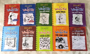 Looking for Diary of a Wimpy Kid Books