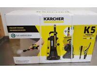 Brand new Karcher K5 Premium Full Control Plus Pressure Washer
