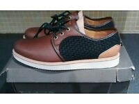 Men's Timberland Newmarket Oxford brown homerun shoe uk10.5 RRP £135