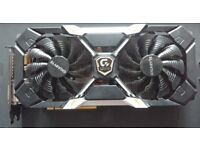 GeForce GTX 1060 XTREME GAMING 6GB Graphics Card